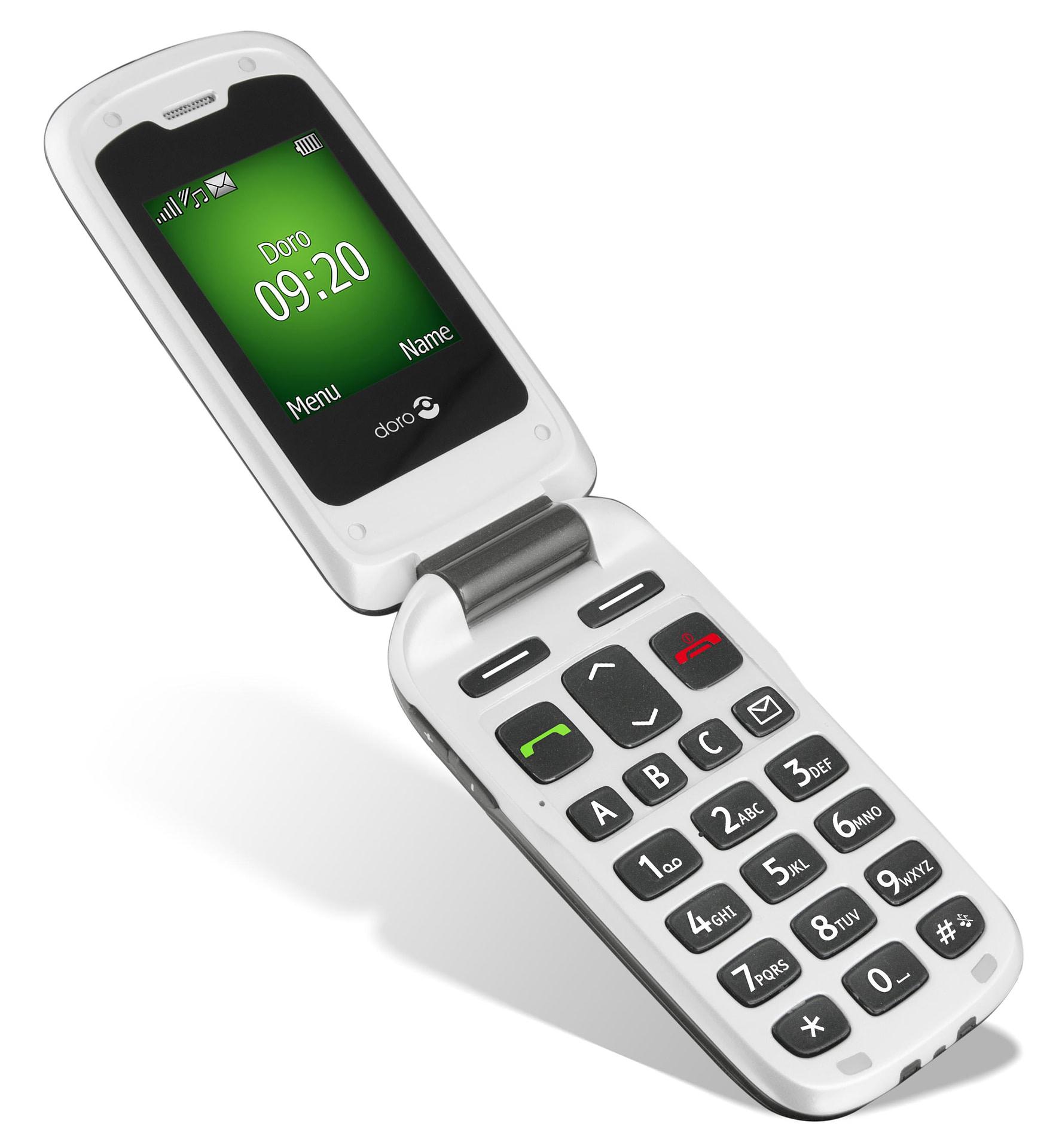 doro phoneeasy 605 mobil telefon til ældre