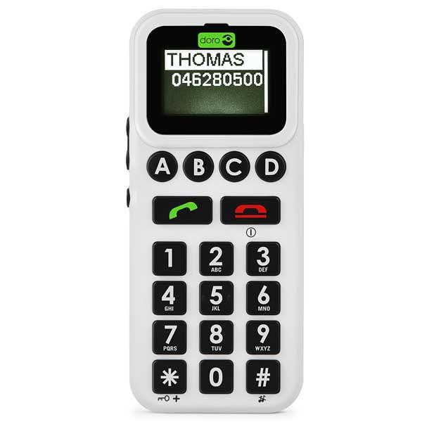 doro 326i mobil telefon til ældre