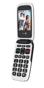 doro 612 ældrevenlige mobiltelefon