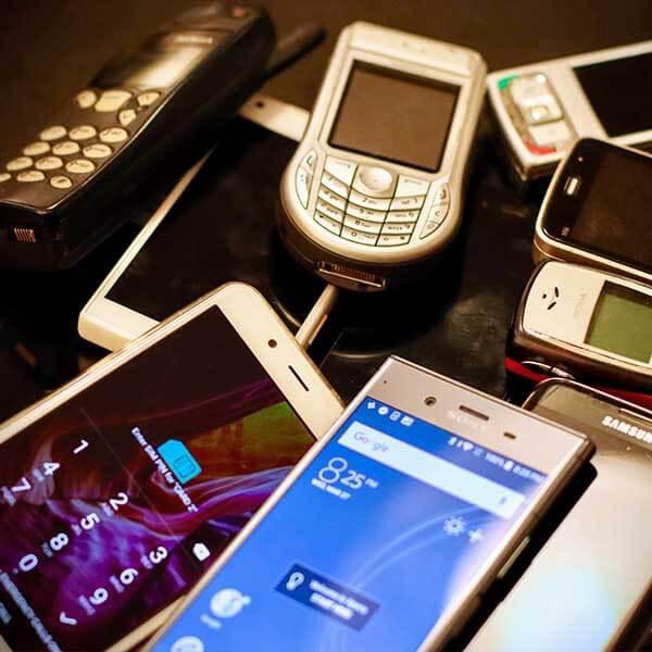 Guide telefoner til ældre svagtseende