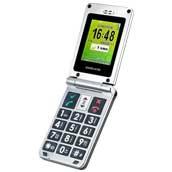 Kanso M100 mobiltelefon til ældre