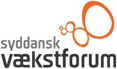 Syddansk vækstforum logo