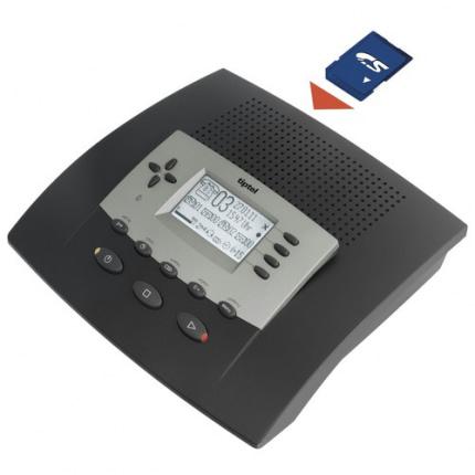 Tiptel 540 SD office telefonsvarer