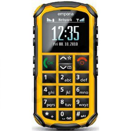 emporia SOLID plus GPS gul