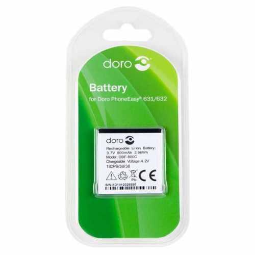 Batteri til Doro PhoneEasy 409 til 691