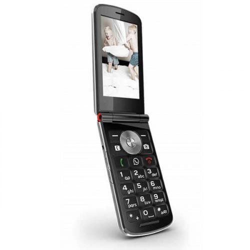 emporia TOUCH smart mobiltelefon til ældre