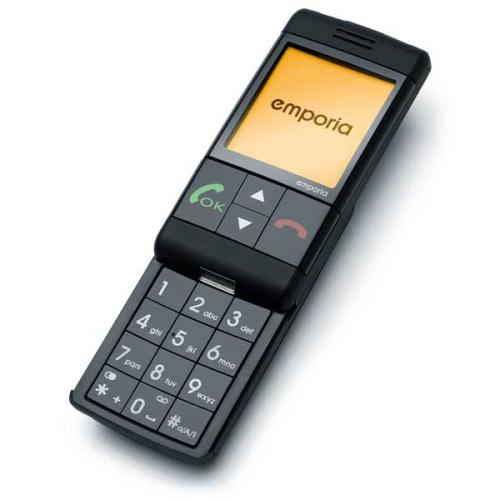 emporia LIFE mobiltelefon med nødkald