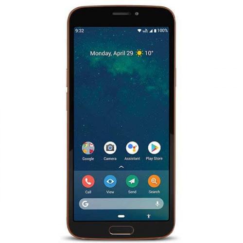 Doro 8080 smartphone Sort