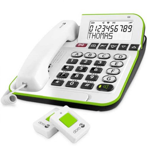 Doro 350 - Doro Secure 350 nødkaldtelefon
