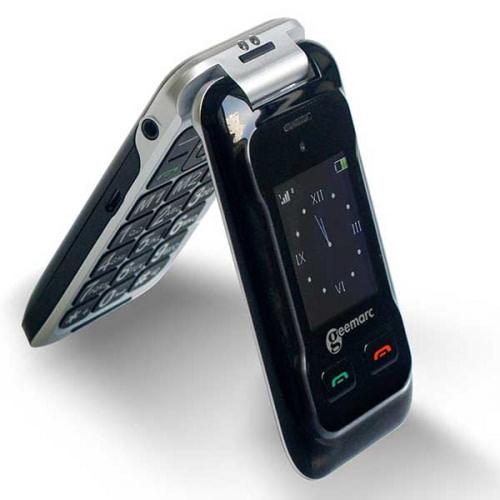 Klaptelefon til hørehæmmede