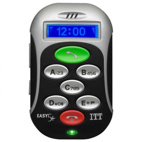 Easy5 plus mobiltelefon til ældre