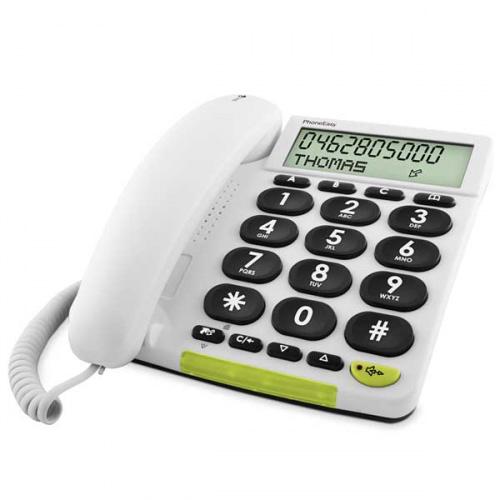 Doro PhoneEasy 312cs fastnettelefon