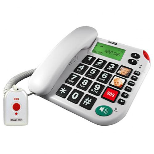 Maxcom KXT481SOS nødkaldstelefon