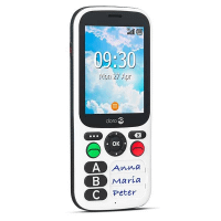 Doro 780X 3G nødkald