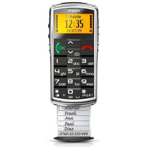 emporia TALK premium, senior mobil telefon