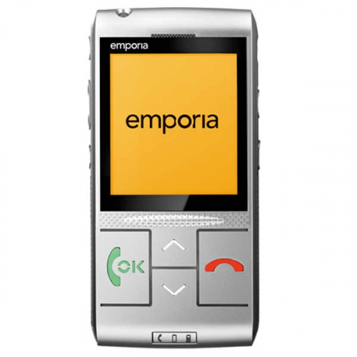 emporia LIFE plus, mobiltelefon med nødkald