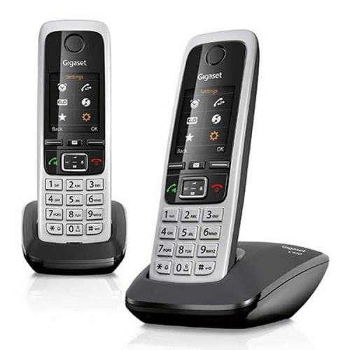 Gigaset C430 DUO trådløs telefon med to håndsæt