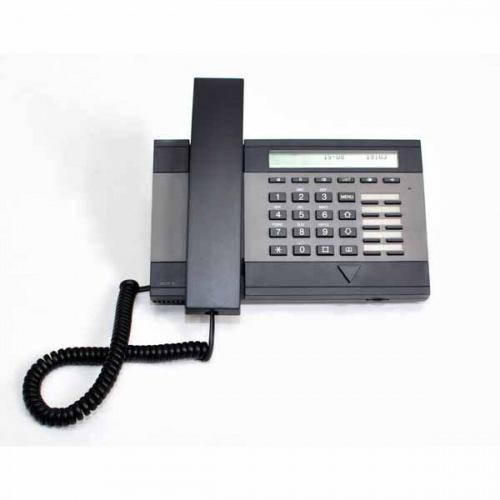 Kirk Delta S3 fastnettelefon i Antrasit/Skifergrå