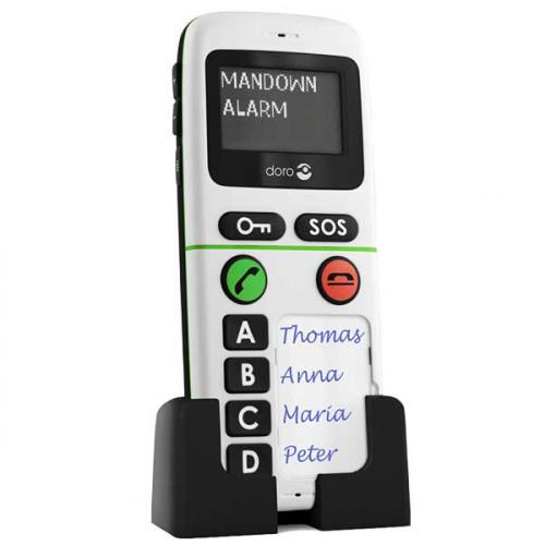 Doro 334 IUP – Doro HandlePlus 334 GSM IUP