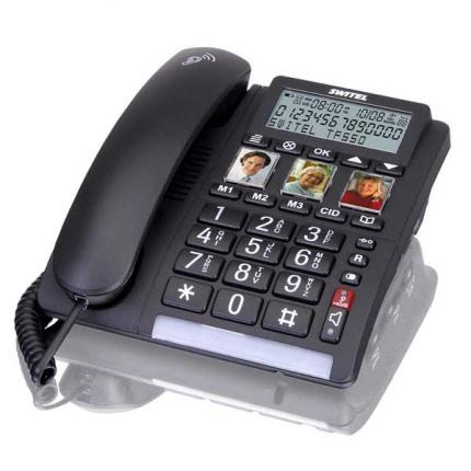 SWITEL Comfort TF 550 Fastnettelefon