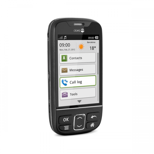 Doro 740 - Doro PhoneEasy 740 sort
