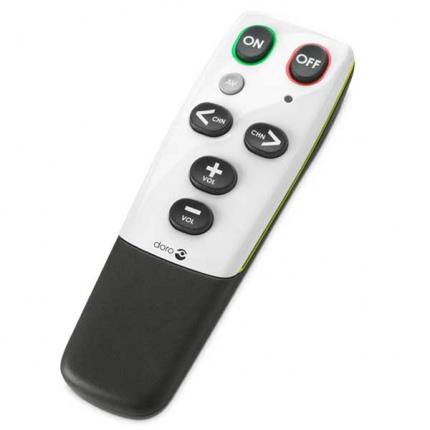 Doro HandleEasy 321rc TV fjernbetjening