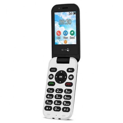 Doro 7031 4G klaptelefon sort