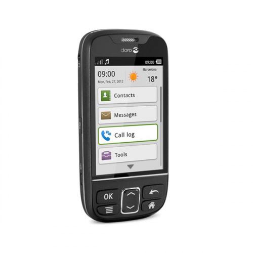 Doro 740 - Doro PhoneEasy 740 sort