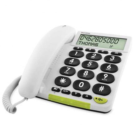 Doro PhoneEasy 312cs fastnettelefon DEMO