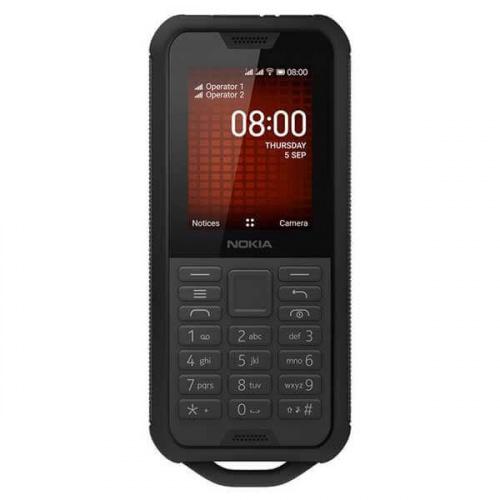 Nokia 800 tough sort